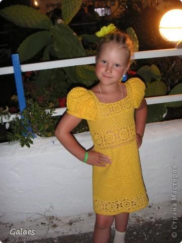 Платье для Дочи!! фото 1