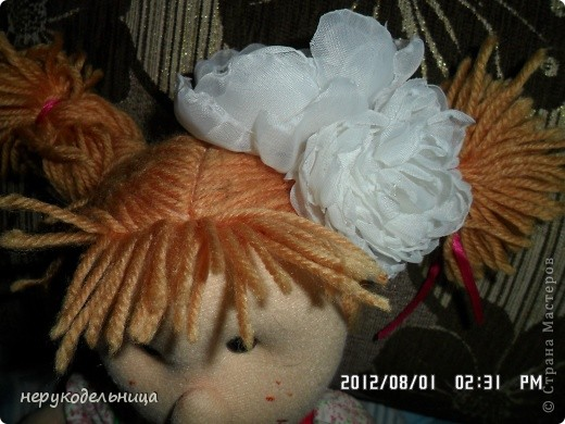 Доброго времени суток, дорогие мастерицы. Хочу показать вам какие украшалки наделала на досуге себе и дочке. фото 2