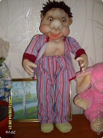 куклы из капрона фото 1
