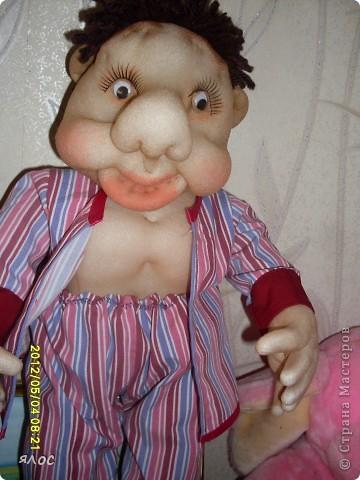 куклы из капрона фото 2