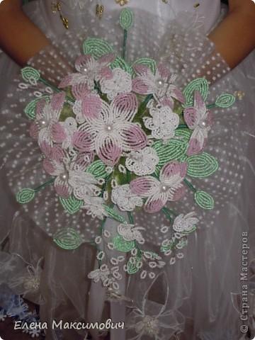 свадебные букеты фото 1