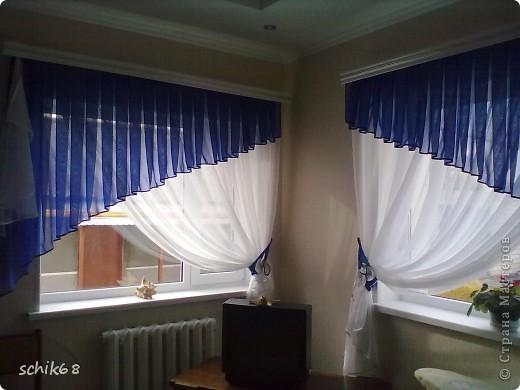 Я очень люблю шить, пробую шить шторы. Оцените, пожалуйста мои работы! фото 4