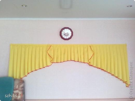 Я очень люблю шить, пробую шить шторы. Оцените, пожалуйста мои работы! фото 5