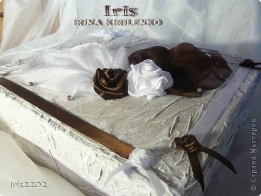 """Свадебный набор """"Шоколадный рай""""  фото 7"""