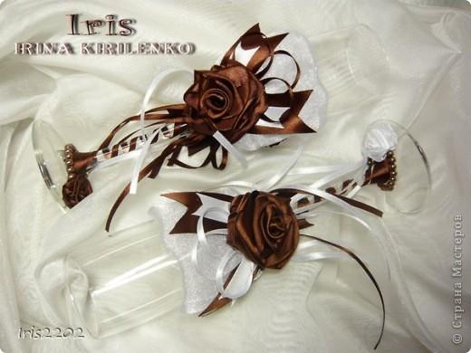 """Свадебный набор """"Шоколадный рай""""  фото 5"""