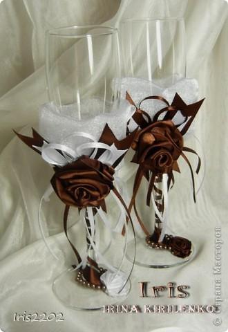 """Свадебный набор """"Шоколадный рай""""  фото 3"""