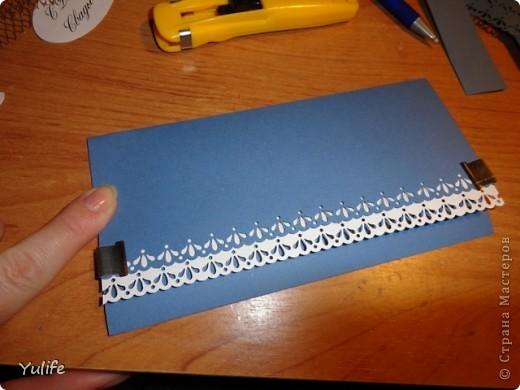Вот такой конвертик у меня получился фото 3