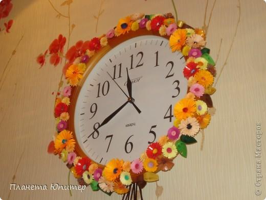 Новый декор старых часов фото 3