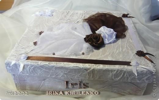 """Свадебный набор """"Шоколадный рай""""  фото 8"""