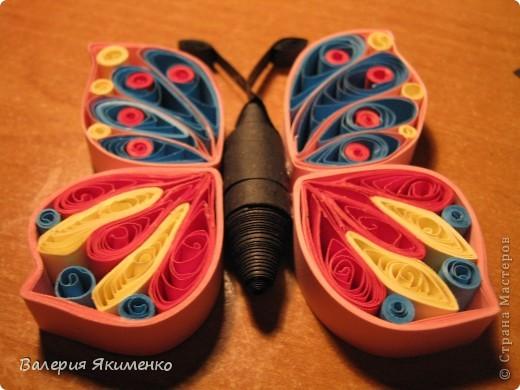 О,чудо!!!Бабочка готова))) фото 10