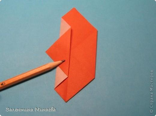 Копилка (Money-box) автор: Валентина Минаева (Valentina Minayeva) размер бумаги 7,0 х 7,0 см модули несимметричные, 60 штук итог - 12,5 см без клея (хотя в тройках модулей можно бы и подклеить для прочности), но у меня пока держится и так Еще есть видеосборка: http://www.youtube.com/watch?v=KnGOdoEh__4&feature=youtu.be  фото 5
