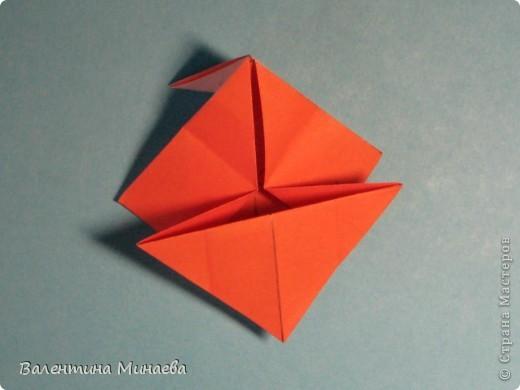 Копилка (Money-box) автор: Валентина Минаева (Valentina Minayeva) размер бумаги 7,0 х 7,0 см модули несимметричные, 60 штук итог - 12,5 см без клея (хотя в тройках модулей можно бы и подклеить для прочности), но у меня пока держится и так Еще есть видеосборка: http://www.youtube.com/watch?v=KnGOdoEh__4&feature=youtu.be  фото 27