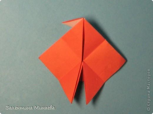 Копилка (Money-box) автор: Валентина Минаева (Valentina Minayeva) размер бумаги 7,0 х 7,0 см модули несимметричные, 60 штук итог - 12,5 см без клея (хотя в тройках модулей можно бы и подклеить для прочности), но у меня пока держится и так Еще есть видеосборка: http://www.youtube.com/watch?v=KnGOdoEh__4&feature=youtu.be  фото 30