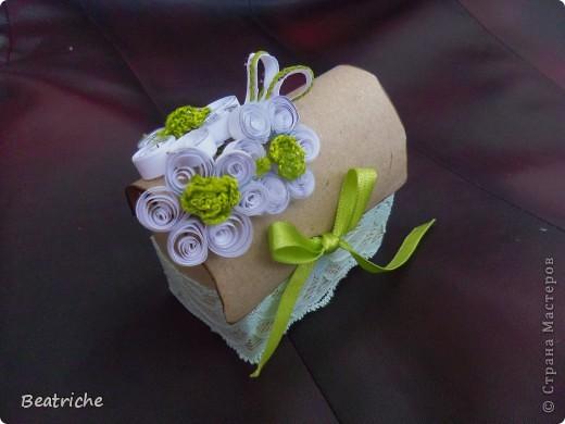 коробочка сундучка  создана по мастер-класу Ловлю-улыбку ( http://stranamasterov.ru/node/391201?c=favorite).  фото 1