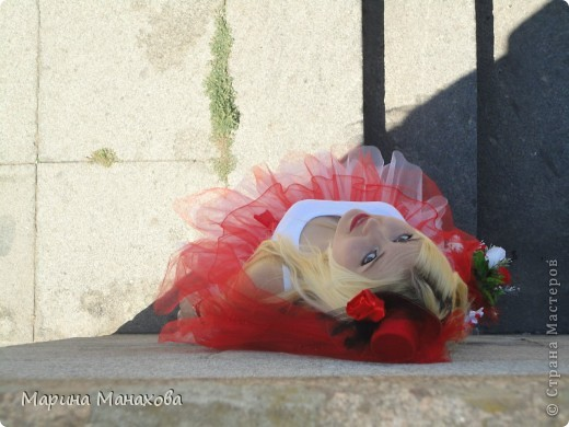 Замучили меня невесты с наболевшем вопросом про девичники. и вот как-то так я заморочилась на эту тему что за день и ночь сообразила вот этот костюмчик и еще нашла силы что бы устроить фотосет. фото 5