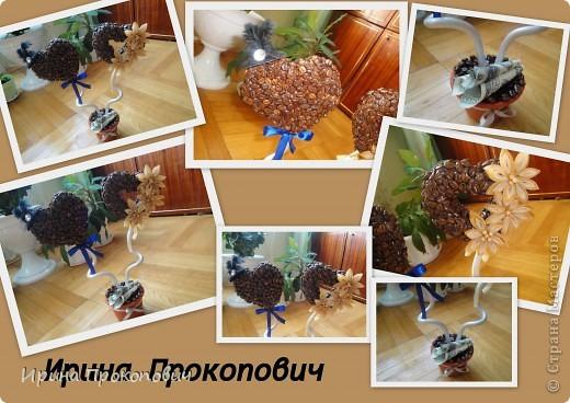 Сделала ребятам на свадьбу будет украшать свадебный стол молодоженов)) фото 3