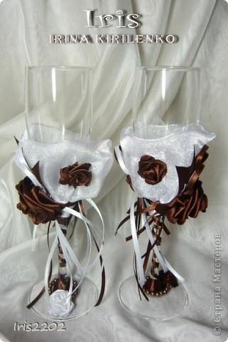 """Свадебный набор """"Шоколадный рай""""  фото 4"""