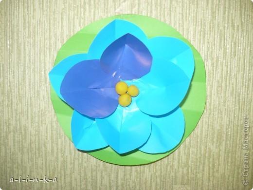 Мини цветочек