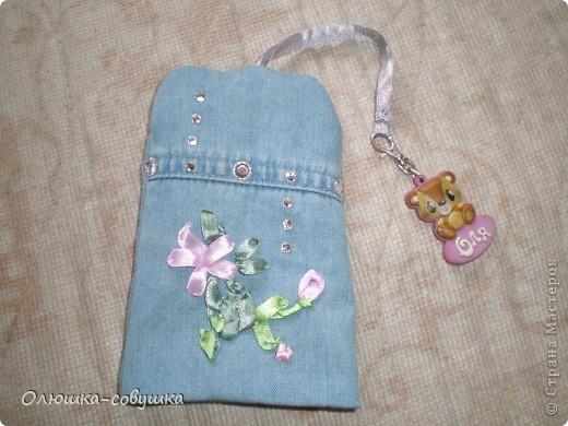 Представляю вам мою летнюю сумку. Собирала её из остатков от джинсовой рубашки (части рукавов и планки), основная часть рубашки преобразовалась в шорты для ребёнка. Размер сумки 34*34 см, ручки 54 см. фото 6