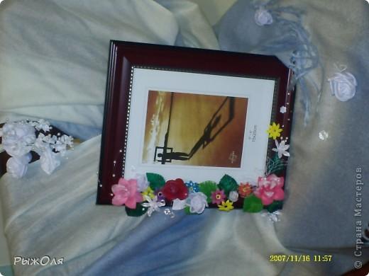 Фото рамка в подарок фото 1