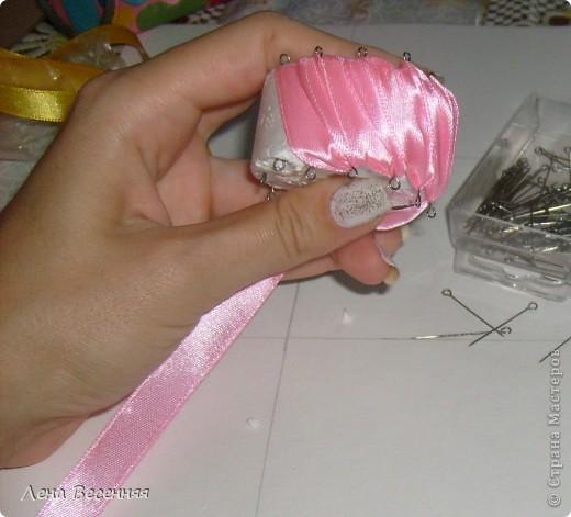 Доброго времени суток дорогие жители СМ!!! Вдохновилась прекрасными коробочки с сюрпризом СМ и решила попробовать сделать.  Вот что получилось! Спасибо мастерицам за вдохновение! Коробочку подарила подруге на день рождения. фото 10