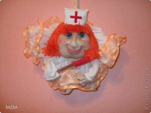 и опять попик-медсестра