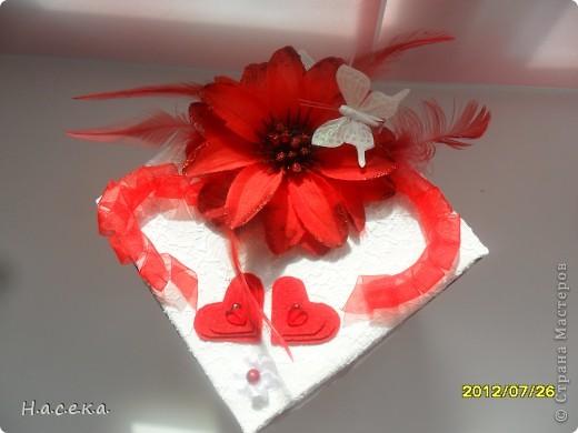 Подарок на свадьбу моей сестричке. Она очень любит свечи а я снежные шары, я все объединила и получился оригинальный подарочек!!! фото 2