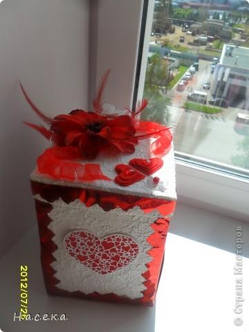 Подарок на свадьбу моей сестричке. Она очень любит свечи а я снежные шары, я все объединила и получился оригинальный подарочек!!! фото 11