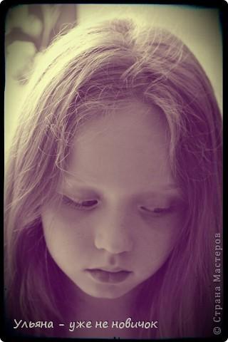 это спит мое младшее солнце - а я на ней тренируюсь, потому что зеркалка фоткает только мои украшалки-лепилки, не порядок))))))))) фото 4