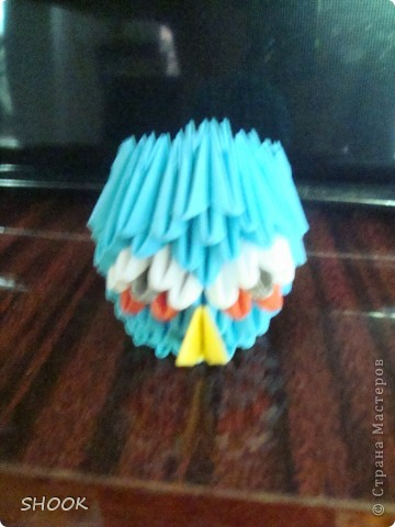 blue angry bird (голубая  angry bird) фото 1