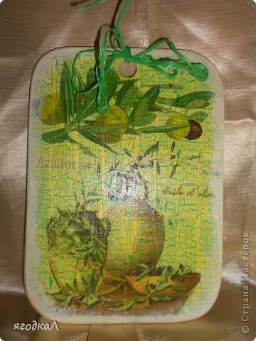 Набор на кухню с оливками фото 3