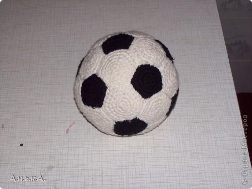 Футбольный мяч - подарок папе!