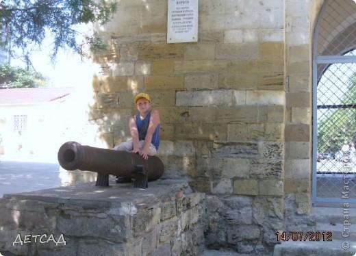 Анапа - республика  детства Вот так встретил нас город-курорт фото 33