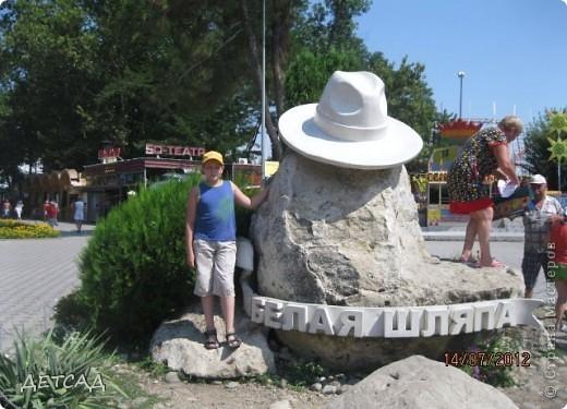 Анапа - республика  детства Вот так встретил нас город-курорт фото 37