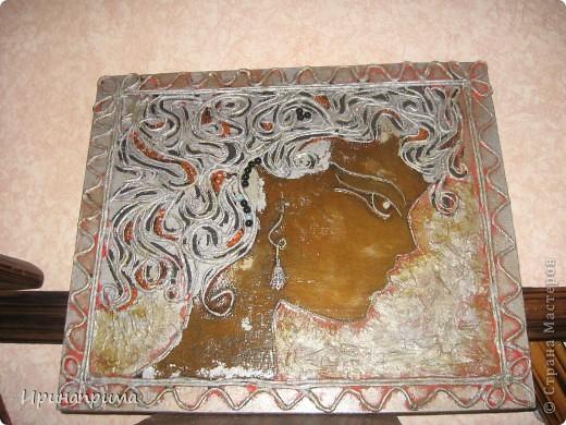 С большой благодарностью Татьяне Сорокиной stranamasterov.ru/node/308701 за ее технику пейп-арт. фото 1