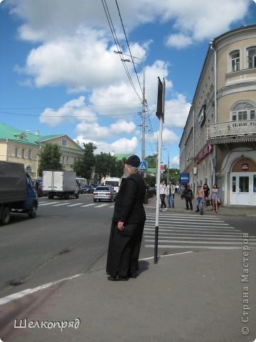 Скажите, разве можно быть в Москве и не побывать в Сергиевом Посаде - небольшом, тихом городке в Подмосковье? Тем более что представился счастливый случай. фото 3