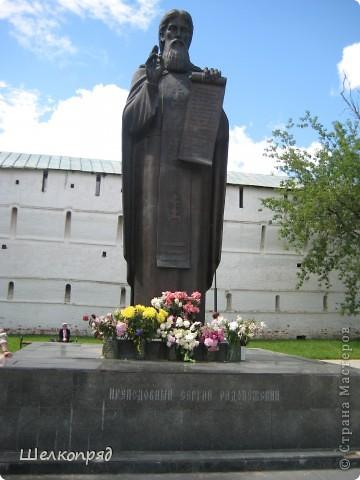 Скажите, разве можно быть в Москве и не побывать в Сергиевом Посаде - небольшом, тихом городке в Подмосковье? Тем более что представился счастливый случай. фото 4