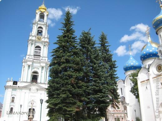 Скажите, разве можно быть в Москве и не побывать в Сергиевом Посаде - небольшом, тихом городке в Подмосковье? Тем более что представился счастливый случай. фото 19
