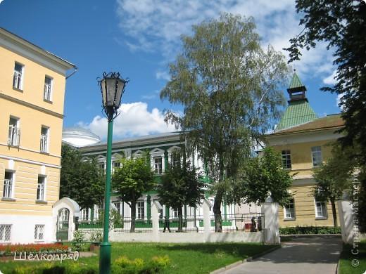 Скажите, разве можно быть в Москве и не побывать в Сергиевом Посаде - небольшом, тихом городке в Подмосковье? Тем более что представился счастливый случай. фото 32