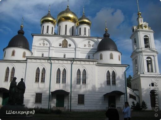Скажите, разве можно быть в Москве и не побывать в Сергиевом Посаде - небольшом, тихом городке в Подмосковье? Тем более что представился счастливый случай. фото 53