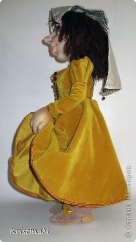 Средневековая дама фото 3