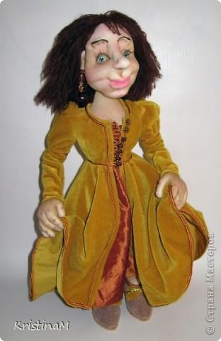 Средневековая дама фото 5