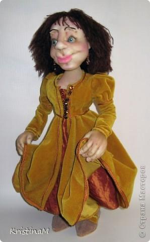 Средневековая дама фото 6