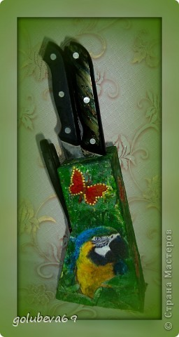 Декупаж бутылочки с росписью. фото 7