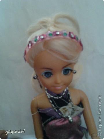 Обруч для Барби фото 1