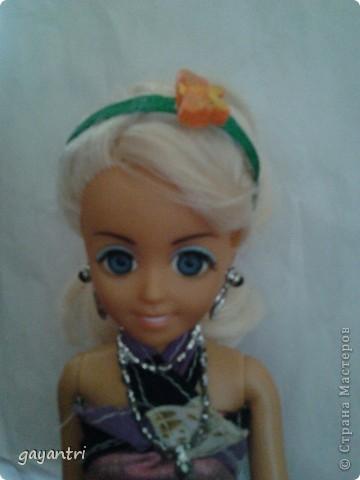 Обруч для Барби фото 2