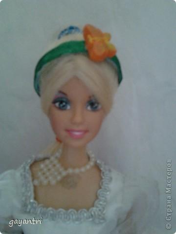 Обруч для Барби фото 3
