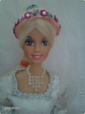 Обруч для Барби фото 4