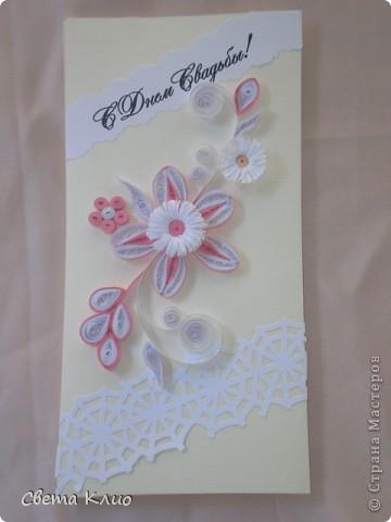 Спасибо всем мастерицам за идеи и науку.Подруга попросила сделать несколько открыток-конвертов для поздравления племянницы.Вот что получилось. фото 1