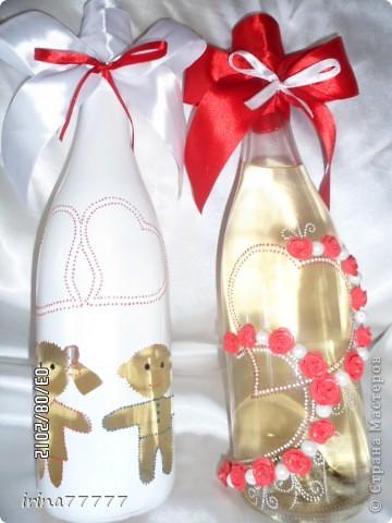 Вот  такая бутылочка водки на день рождение мужчины фото 4